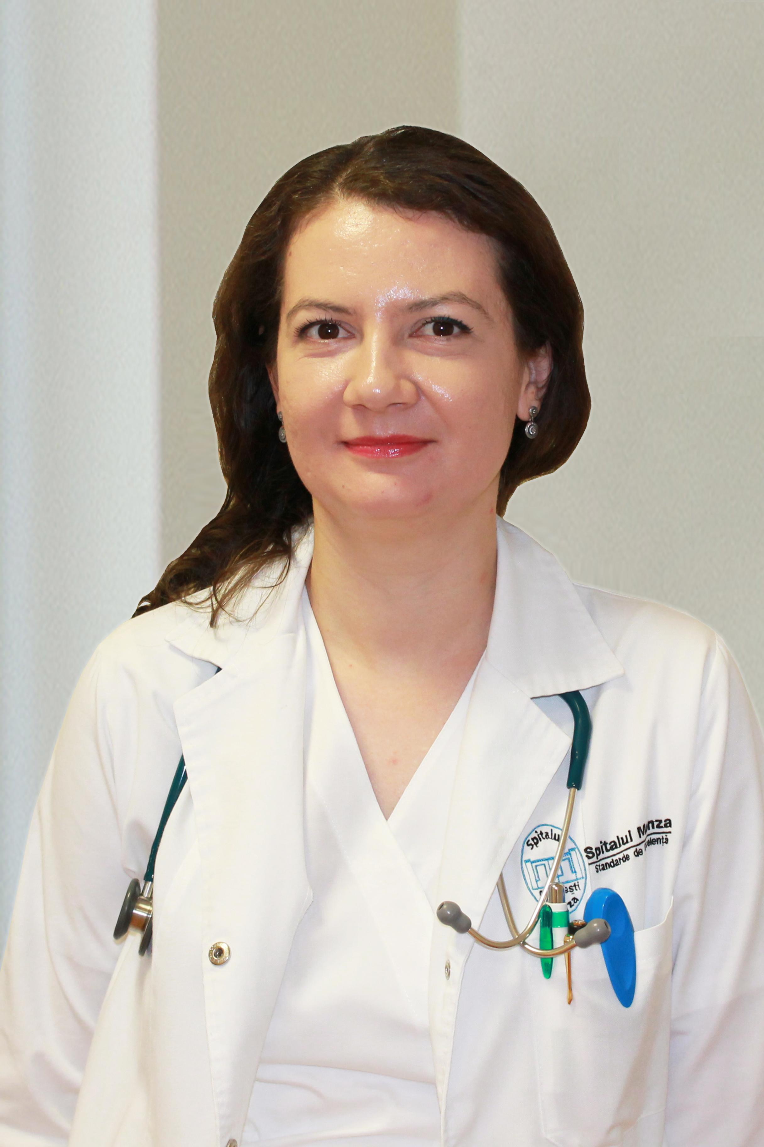 Dr. Daniela Calofir