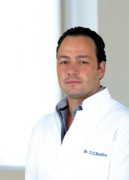 Conf. Dr. Catalin Badiu