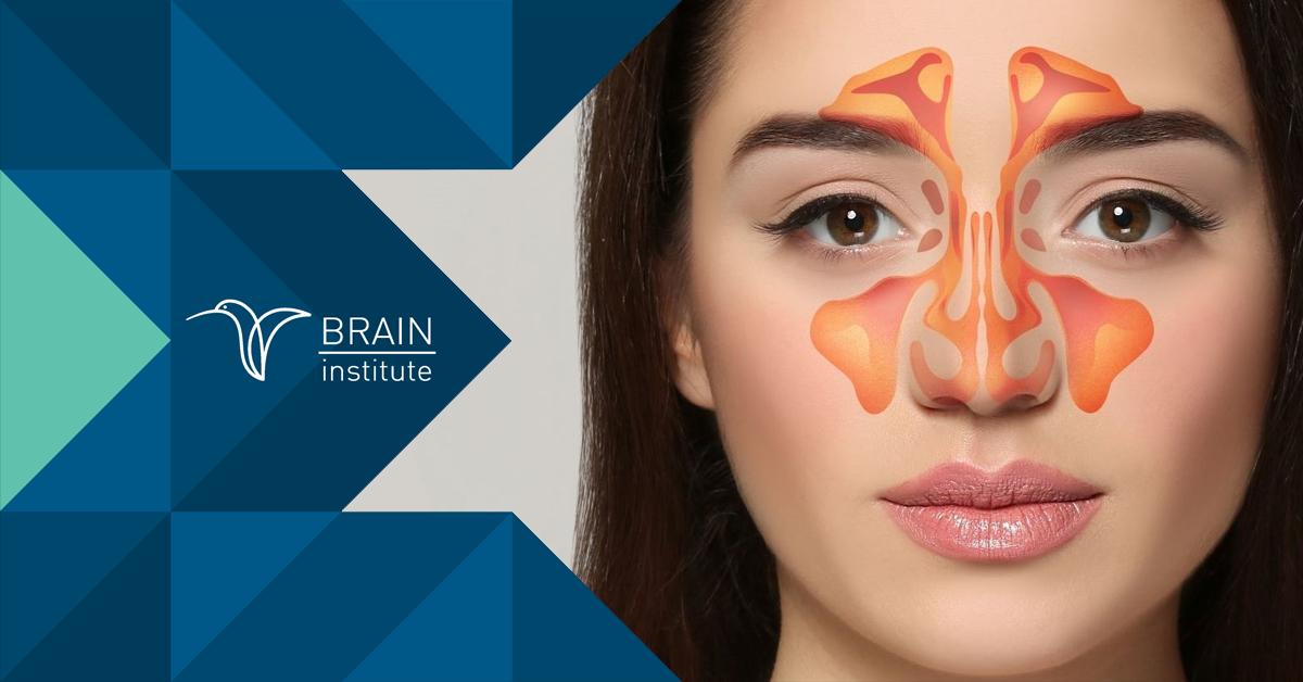 umflarea nasului și a vederii