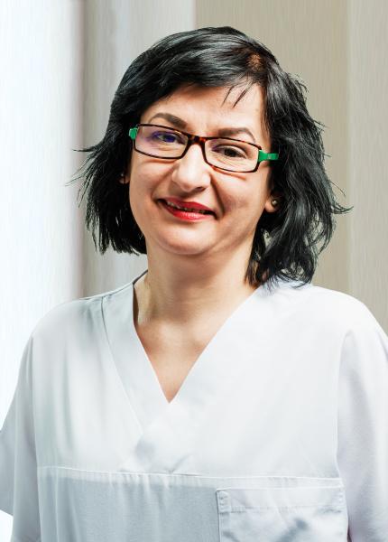 Dr. Georgeta Vremeș