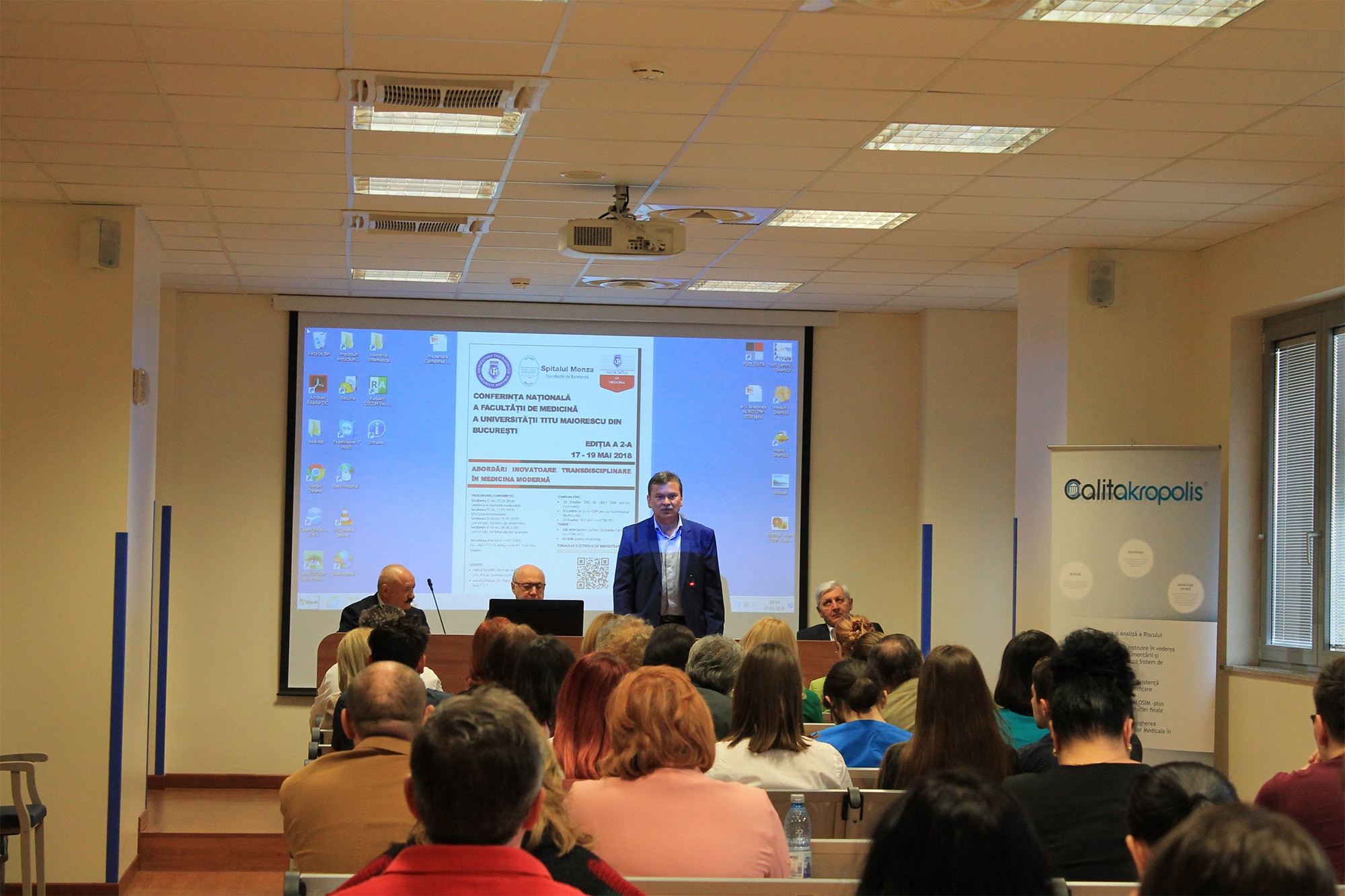 conferinta nationala a facultatii de medicina