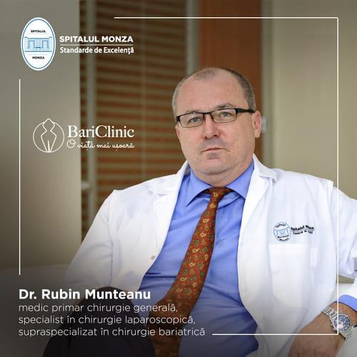 dr. rubin munteanu